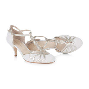 Rosita Ivory Ladies Shoes Rachel Simpson