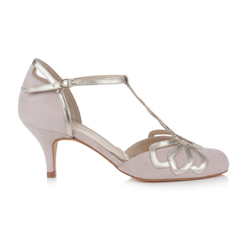 Rosita Pink Ladies Shoes Rachel Simpson 36