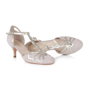 Rosita Pink Ladies Shoes Rachel Simpson