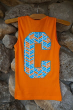Load image into Gallery viewer, Herringbone Tribal Youth Tank Tops