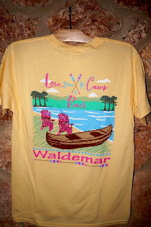 Love You To Camp t-shirt