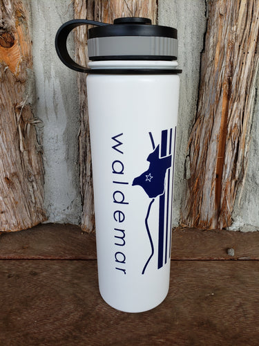 Waldemar Insulated Steel Water Bottle