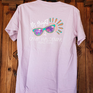 It's Bright at Waldemar t-shirt