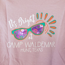 Load image into Gallery viewer, It's Bright at Waldemar t-shirt