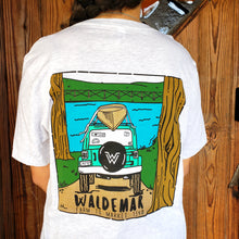 Load image into Gallery viewer, Waldemar Jeep t-shirt