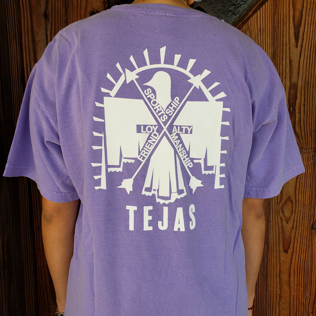 Tejas Throwback Symbol t-shirts