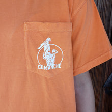Load image into Gallery viewer, Comanche Throwback Symbol t-shirts