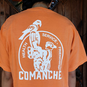 Comanche Throwback Symbol t-shirts