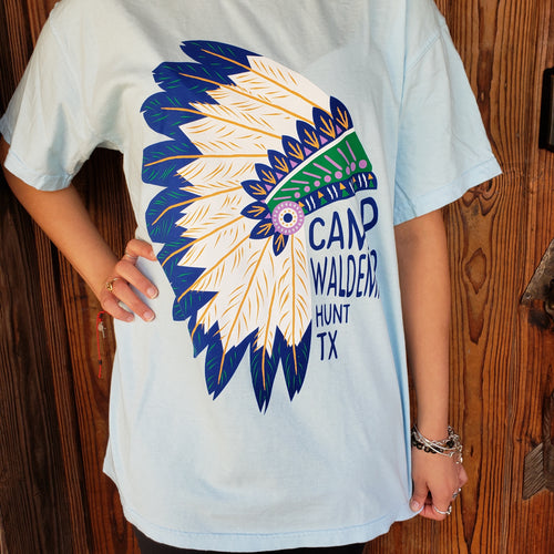 Colorful Headdress t-shirt