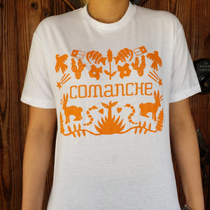 Tribal Otomi t-shirts