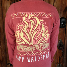 Load image into Gallery viewer, Campfire long sleeve shirt