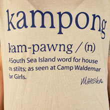 Load image into Gallery viewer, Kampong Definition t-shirt