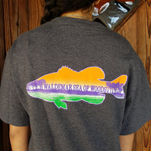 Load image into Gallery viewer, Sea of Woods Bass t-shirt