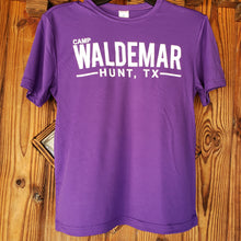 Load image into Gallery viewer, Tribal Camp Waldemar Athletic t-shirts