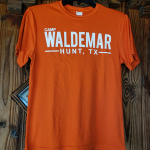 Tribal Camp Waldemar Athletic t-shirts