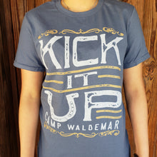 Load image into Gallery viewer, Kick It Up t-shirt