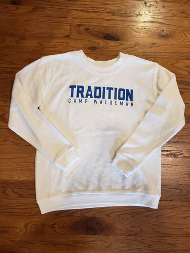 Tradition Corduroy Pullover