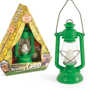 The Base Camp Reading Lamp