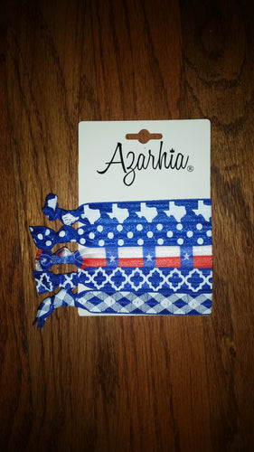 Azarhia Texas Hairties