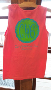 Camp Waldemar Girl Tank Top