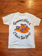 Load image into Gallery viewer, Summer Vibes & Tan Lines t-shirt