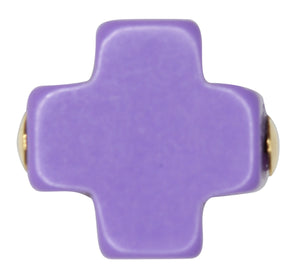 ENewton Signature Cross Studs