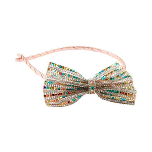 Gem Bow Headband