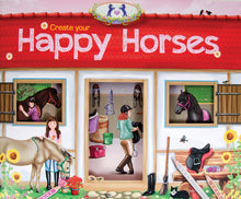 Load image into Gallery viewer, Happy Horses