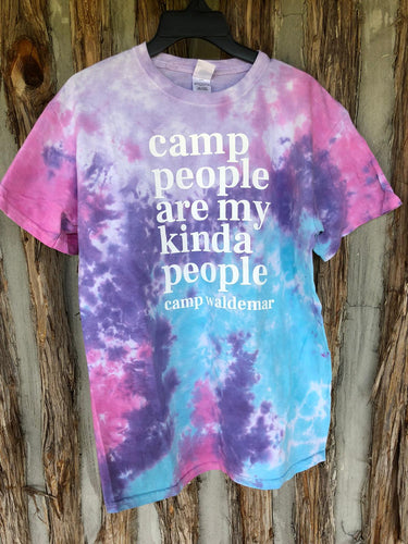 Camp People t-shirt
