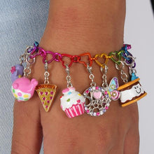 Load image into Gallery viewer, Charm It! Heart Link Bracelet