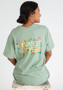 Natural Life Kindness Matters Comfy Tee