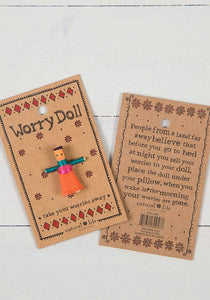 Natural Life Worry Dolls