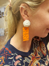 Load image into Gallery viewer, Tribal Sayings Acrylic Earrings