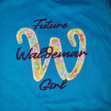Load image into Gallery viewer, Queen B Future Waldemar Girl Onesie