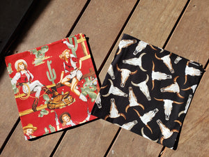 Rockmount Cotton Bandanas