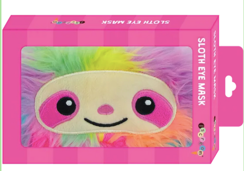 Iscream Furry Eye Masks