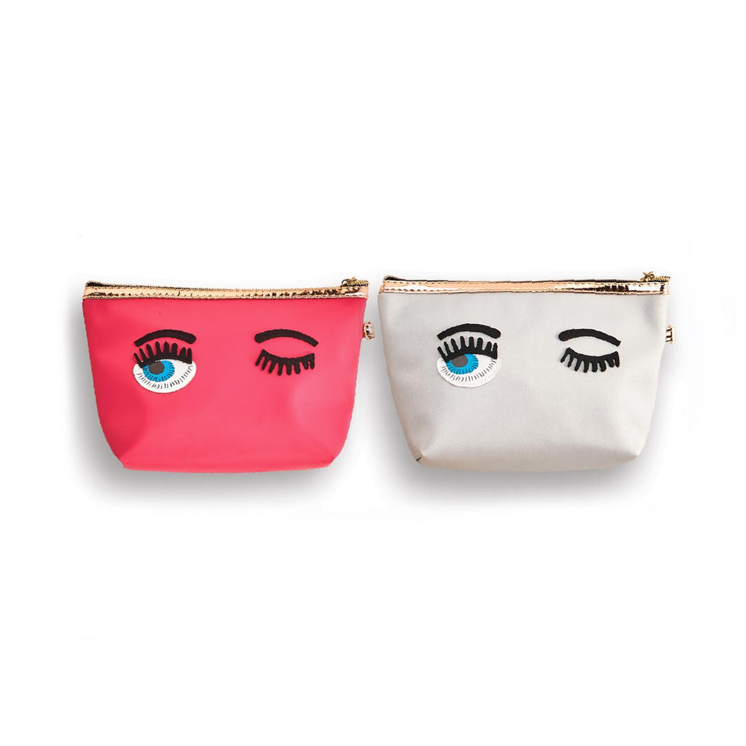 Blinking Eye Cosmetic Bag