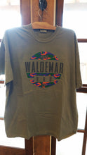 Load image into Gallery viewer, Waldemar Dad Camo T-shirt
