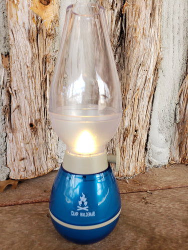 Camp Waldemar Whisper Lamp
