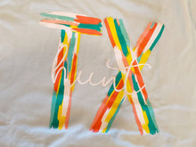 Load image into Gallery viewer, Hunt, TX Brushstroke t-shirt