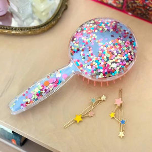 Confetti Hair Brush