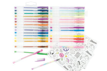 Load image into Gallery viewer, 30 pc Gel Pen Set