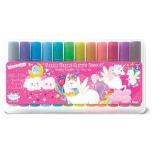 Load image into Gallery viewer, Glitter Doodle Gel Crayons