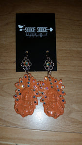 Be Brave earrings
