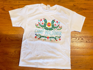Las Flores Youth t-shirt