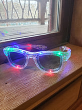 Load image into Gallery viewer, Camp Waldemar Light Up Glasses