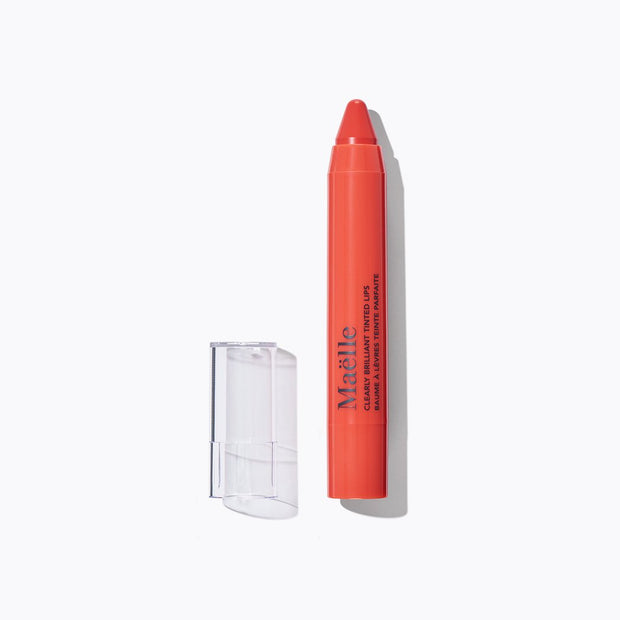 Clearly Brilliant Tinted Lips, Coral-1