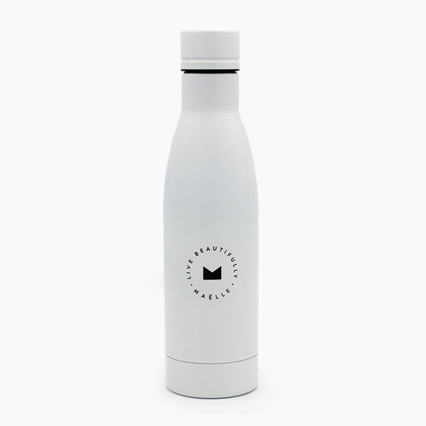 Maëlle Live Beautifully Insulated Water Bottle
