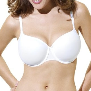 3376 Panache Porcelain Smooth Cup Bra