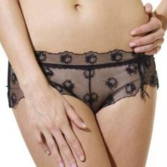 4154 Panache Eliza Short (Black)